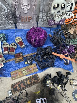 Halloween Decorations! for Sale in Concord, CA