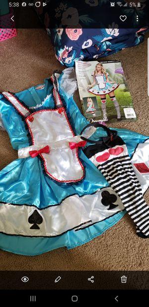 Alice in wonderland costume for Sale in Norfolk, VA