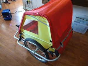Burley pull behind bike trailer for Sale in Colorado Springs, CO