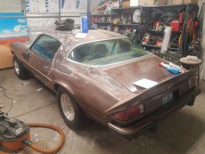 Camaro 1977 4 speed Muncie for Sale in Henderson, NV