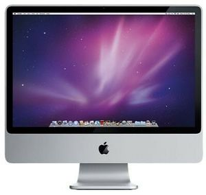 2007 iMac 2.4 GHz Core 2 Duo for Sale in Wausau, WI