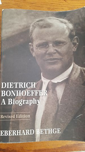 The definitive bio of Bonhoeffer for Sale in Mesa, AZ