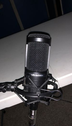 Audio technica at2020 XLR for Sale in Waterbury, CT
