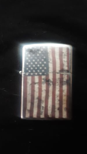 American flag Zippo for Sale in Vancouver, WA