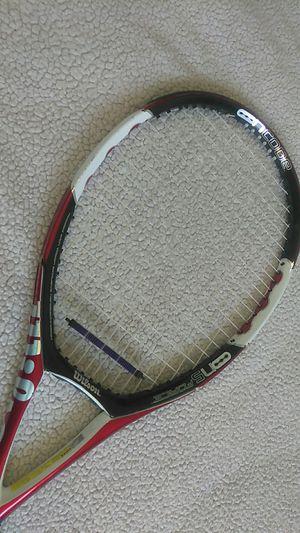 """Wilson Tennis Racket N Code N5 force 98"""" and 4 1/2 grip for Sale in Darien, CT"""