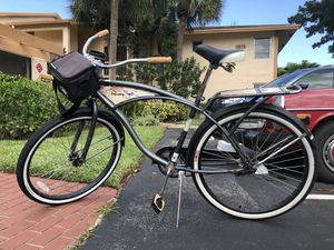 Panamá jack beach cruiser bike bicycle for Sale in Delray Beach, FL