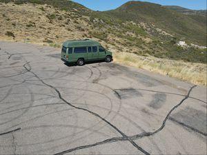 1994 Econoline E-350 High top camper van for Sale in San Diego, CA