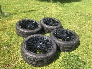 "22"" Brabus Monoblock G22 Replica Wheels 5x130 for Sale in Glen Burnie, MD"