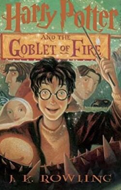 Harry Potter and the Goblet of Fire for Sale in Humble, TX
