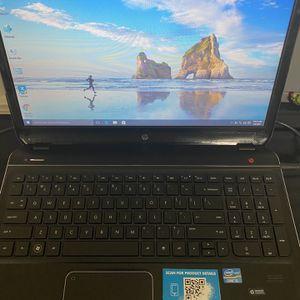 """HP Pavilion dv6- 15.6"""" Notebook- Intel core i5- 3rd Gen/ 2.50Ghz-8GB RAM- 750GB HDD- Win10/ Beats🎧/ DVD for Sale in Jacksonville, FL"""