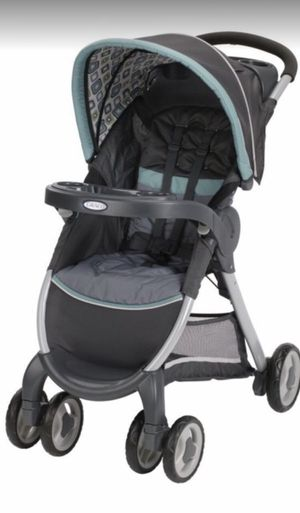 Graco Fast Action Fold Click Connect Stroller for Sale in Kent, WA