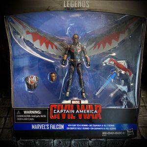 """Marvel Legends, Captain America Civil War, Marvel's Falcon, Avengers, 3.75"""" for Sale in Forney, TX"""