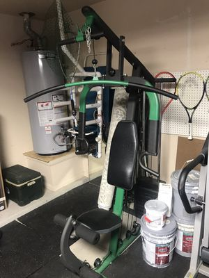 Workout bench/treadmill/workout station for Sale in Humble, TX