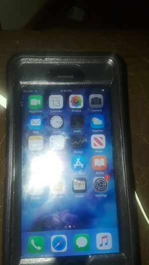 iPhone 6s space grey read DESCRIPTION first for Sale in Atlanta, GA