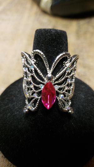 Butterfly ring for Sale in Farmville, VA