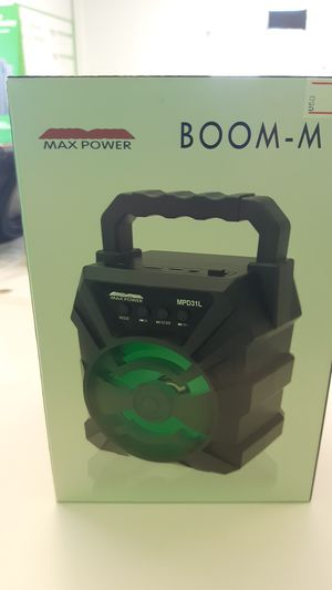 Boom M1 for Sale in Wichita Falls, TX