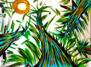 """""""Looking Upward in the Trees"""" for Sale in Birmingham, AL"""