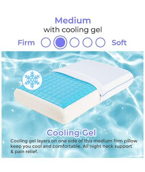 cooling gel pillow for Sale in Fremont, CA