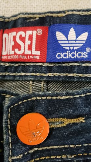 Man jeans, New, adidas, size 38, long 32 $100 for Sale in Rockville, MD