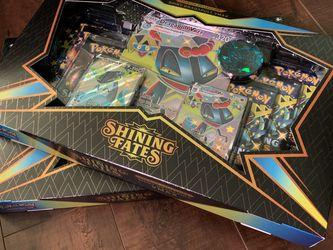 Pokemon Shining Fates Dragapult VMAX Premium Collection Box for Sale in Torrance,  CA