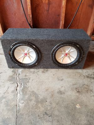 Speakers for Sale in HUNTINGTN BCH, CA