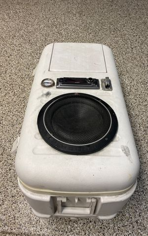 Rockford Fosgate self contained speaker system for Sale in Virginia Beach, VA