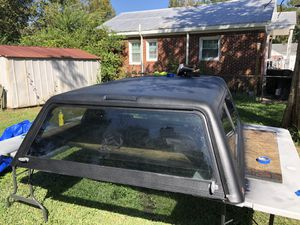 Ford Camper shell for 6.5ft bed (extended cab) for Sale in Chesapeake, VA
