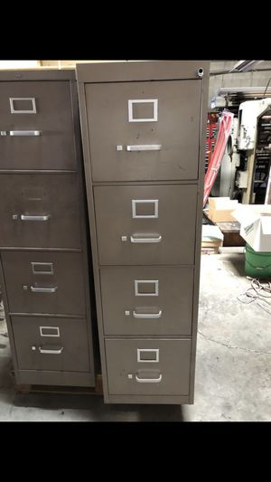 Filing cabinet for Sale in Chino, CA