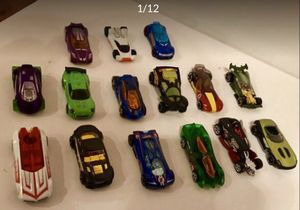 Hotwheels and Matchbox 1/64 diecast Cars Lot Of 15 for Sale in Kirkland, WA