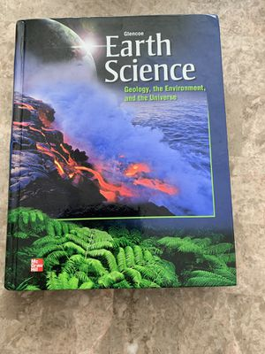 Glencoe Earth Science, Geology, the environment, and the universe for Sale in Smyrna, TN