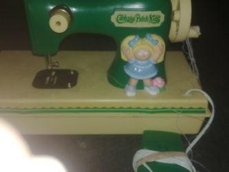 Cabbage Patch Kids Sewing Machine '84 for Sale in Concord,  CA