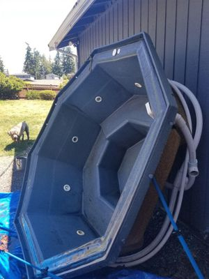 Hot Tub and parts for Sale in Bonney Lake, WA