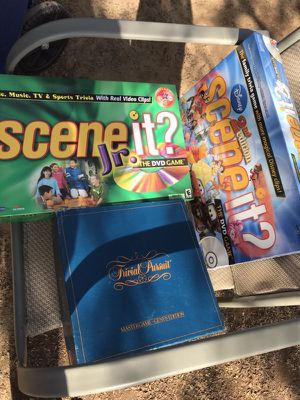 Board games and puzzles for Sale in Orange Cove, CA