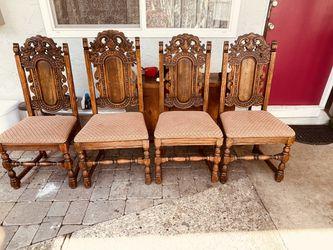 4 antique 🪑 for Sale in San Jose,  CA