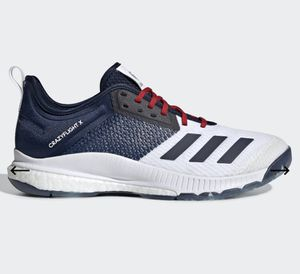 New Adidas Crazyflight X 3 USA Volleyball Shoes Boost woman's Size 10 / men's size 8.5 D97836 for Sale in Westminster, CA