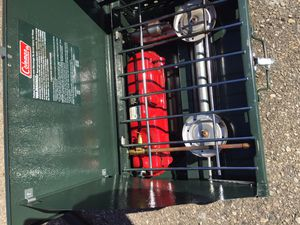 Coleman stove. Works well for Sale in Waterford Township, MI