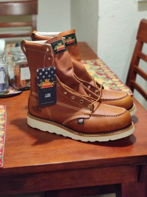 Brand New, Thorogood steel toe boots for Sale in Milwaukee, WI