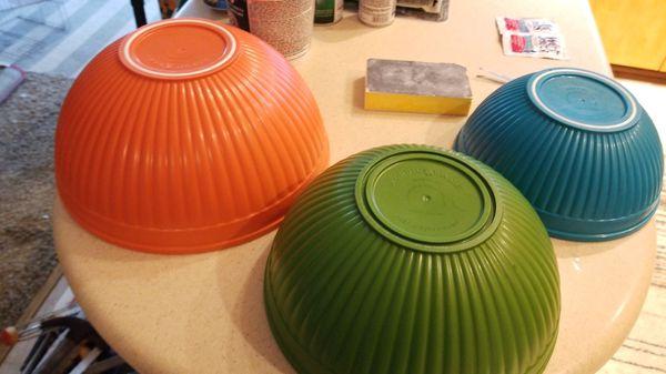 Free color bowls