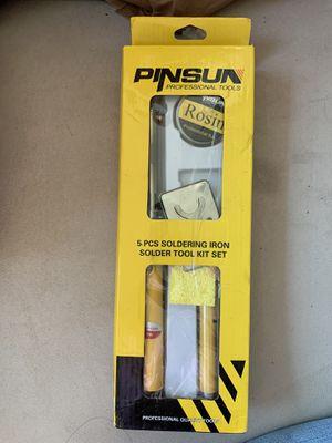 Soldering iron tool kit for Sale in Hemet, CA