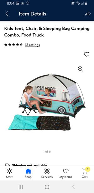Children's camping set for Sale in El Paso, TX