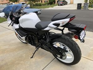 2019 Suzuki GSX R600L9 Motorcycle for Sale in Perris, CA