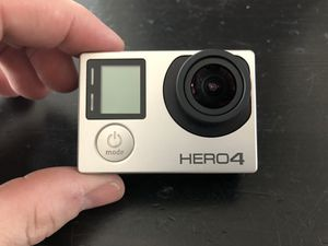 GoPro Hero 4 and lots of accessories for Sale in Burbank, CA