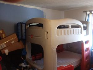 Step 2 twin bunk bed for Sale in Brandywine, MD