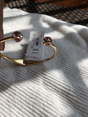 Kate Spade ♠️ Bracelet light pink on gold color for Sale in Laguna Niguel, CA