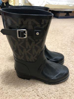 Michael Kors women's rain boots for Sale in New Kensington, PA