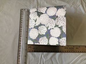 """New handmade journal 6""""x6"""" w/assortment of paper. 64 pages. for Sale in Oceanside, CA"""