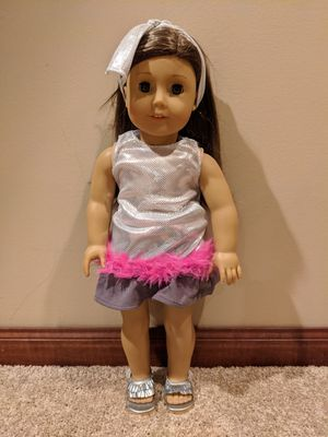 American Girl Doll, bed, and clothes for Sale in Wayzata, MN