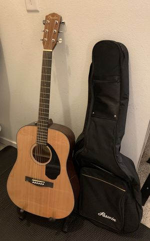 Fender acoustic guitar for Sale in Denver, CO