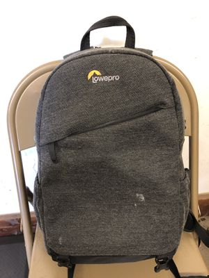 Lowe pro camera bag for Sale in Austin, TX