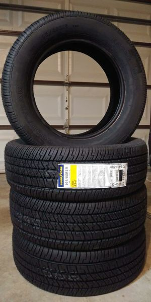 4 brand new goodyear tires 195/60r15 for Sale in York, PA